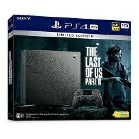 [新品]プレイステーション4 Pro The Last of Us Part II Limited Edition/PS4/CUHJ10034/【CEROレーティング「Z」4948872311663