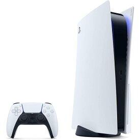 [新品]クレジットカードのみ受付PlayStation 5(CFI-1000A01) SONYプレイステーション5本体 4948872415026