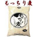 もっちり麦 もち麦 1kg 【送料無料】テレビで話題!国産・厳選大麦使用【ダイエット効果・美肌効果・整腸作用・がん予防・コレステロー…