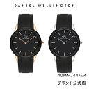 【公式最新作/2年保証/送料無料】ダニエルウェリントン メンズ レディース 腕時計 Iconic Motion 40mm アイコニック …
