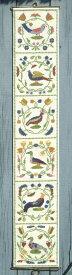フレメ クロスステッチ 刺繍キット 【Easter letter】鳥と動物 デンマーク 輸入ししゅうキット