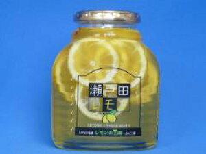 美味しい瀬戸田産レモンのはちみつシロップ漬け★1本にレモンの輪切り約2個分♪レモン果汁約1個分じゃ〜♪★朝食のパン・紅茶・ヨーグルトはもちろん♪★薄めて寒い冬のホッとドリンク