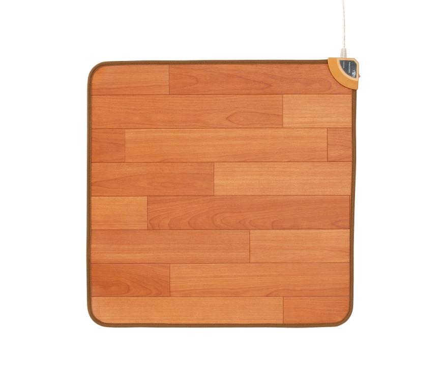 【送料無料】ホットテーブルマット NA-172TM 60×60cm     ホットマット フローリングマット ホットカーペット 椙山紡織 暖房 パーソナル暖房