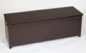 グリーンライフ アルミベンチストッカー  幅144cmタイプ         収納庫 収納ストッカー GREENLIFE アルミストッカー ベンチ チェア 屋外収納 アルミ収納庫 南京錠用