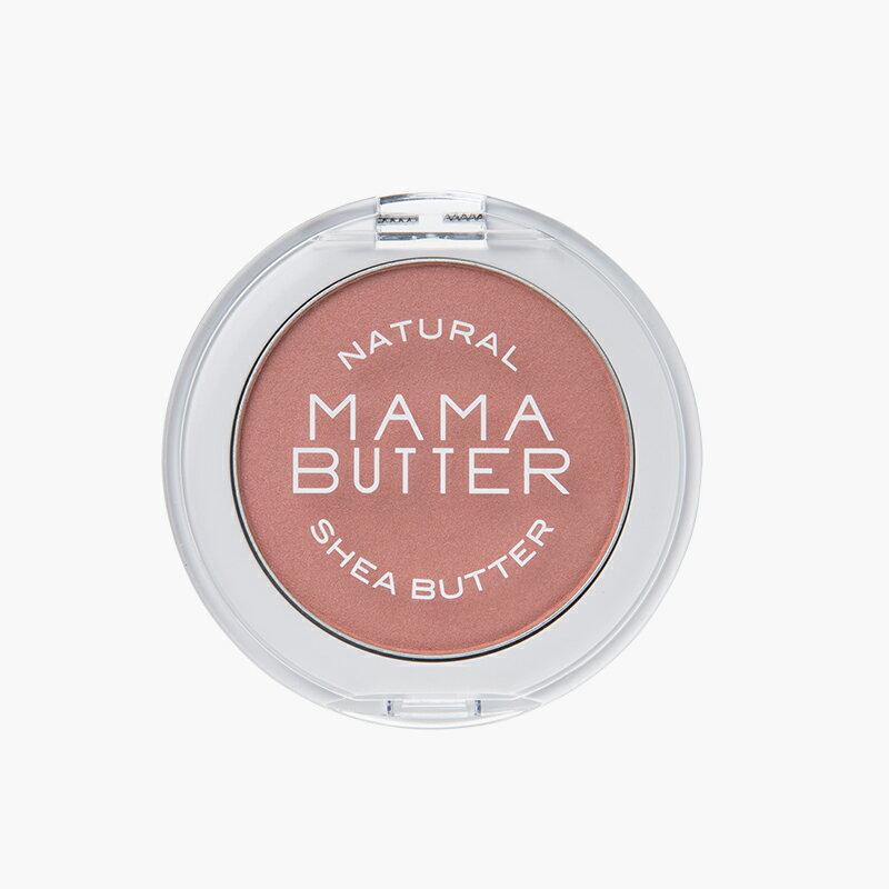 MAMA BUTTER (ママバター)チークカラー ピンク 5g