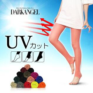 UVカット率99.9% タイツ・レギンス・トレンカ