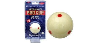 6 billiard ball Arami's red dot balls