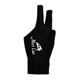ビリヤードグローブ MEZZ 【メッヅ】 グローブ MGR-K L/XL (Globe Black) | ビリヤードグローブ