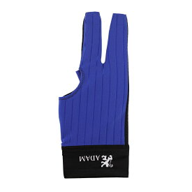 ビリヤードグローブ Adam 【アダム】 グローブ ライトブルー 右利き用 M (Glove Light Blue RH M) | ビリヤード グローブ