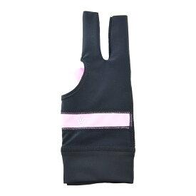 ビリヤードグローブ クラウン グローブ ベビーピンク M 右利き用 (CROWN Glove Baby Pink M RH) | ビリヤード グローブ