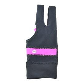 ビリヤードグローブ クラウン グローブ ポップピンク M 右利き用 (CROWN Glove Pop Pink M RH) | ビリヤード グローブ