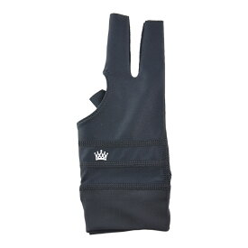 ビリヤードグローブ クラウン グローブ ブラック M 右利き用 (CROWN Glove Black M RH) | ビリヤード グローブ
