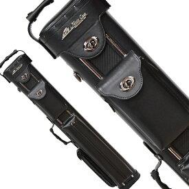ビリヤード キューケース MEZZ メッヅ GMC 3B5S ブラック/カーボン (ビリヤード キュー ケース MEZZ ハードケース)