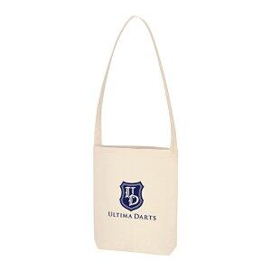 ULTIMA DARTS 【アルティマダーツ】 コットンショルダーバッグ (Cotton Shoulder Bag)   オリジナルバッグ