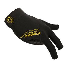 ビリヤードグローブ Predator 【プレデター】 プレデターセカンドスキングローブ イエロー 左利き用 L/XL (Glove Yellow L/XL LH)