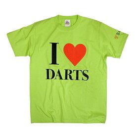 【ブラックフライデーセール】BASARA 【バサラ】 I LOVE DARTS 6.2oz ライム L (I LOVE DARTS Lime L)