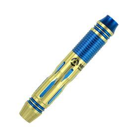 ダーツ バレル MONSTER DARTS 【モンスターダーツ】 ザ ワークス タイプ1 ブルー 16.0g (THE WORKS Type1 BLUE) [トルピード ブラス ダーツバレル]