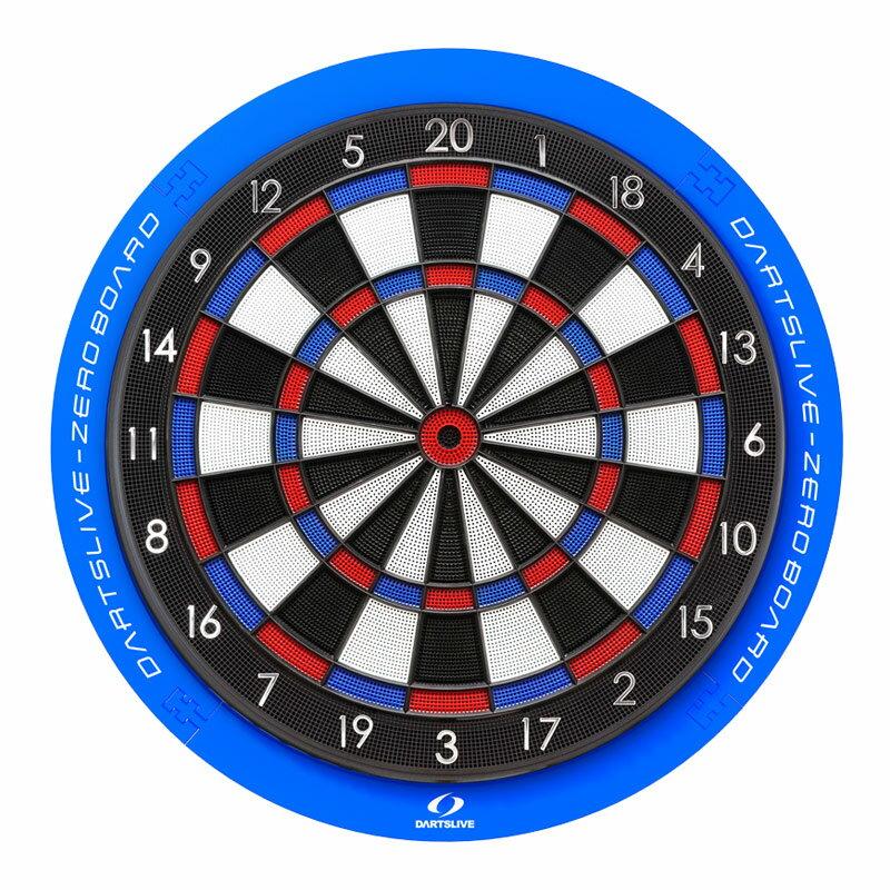 ダーツ ボード DARTSLIVE 【ダーツライブ】 ダーツボード ゼロ (ZERO Board) | 静音 家庭用 人気 ソフトダーツボード