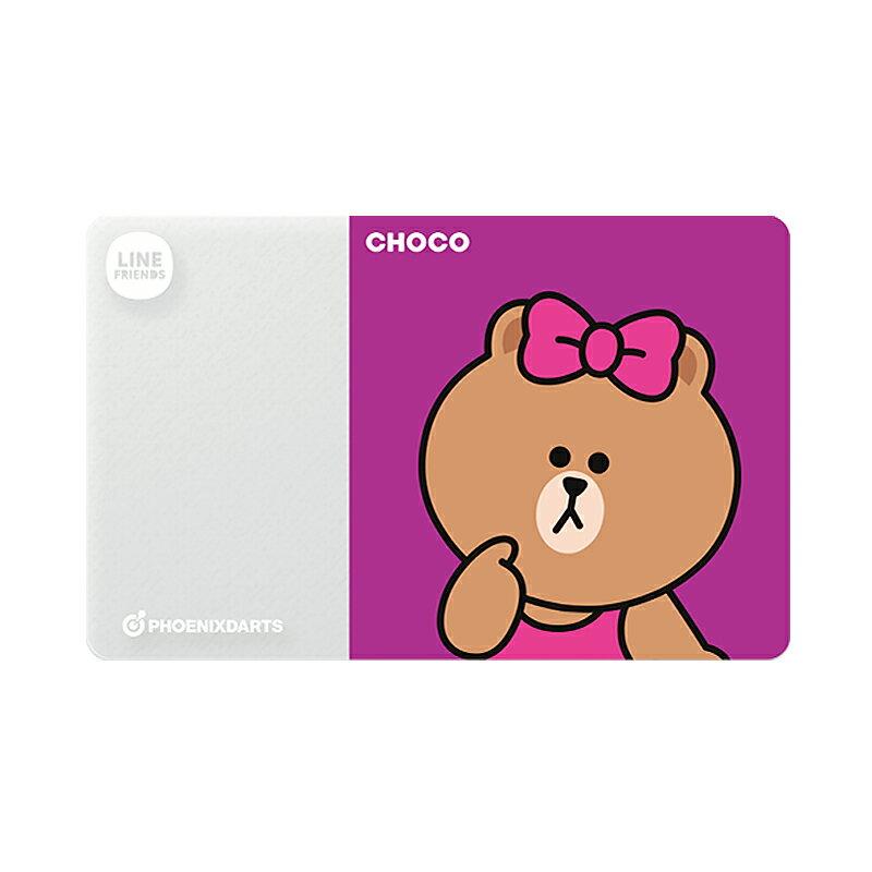 ダーツカード PHOENIX 【フェニックス】 ダーツカード 1st CHOCO (DARTS CARD)