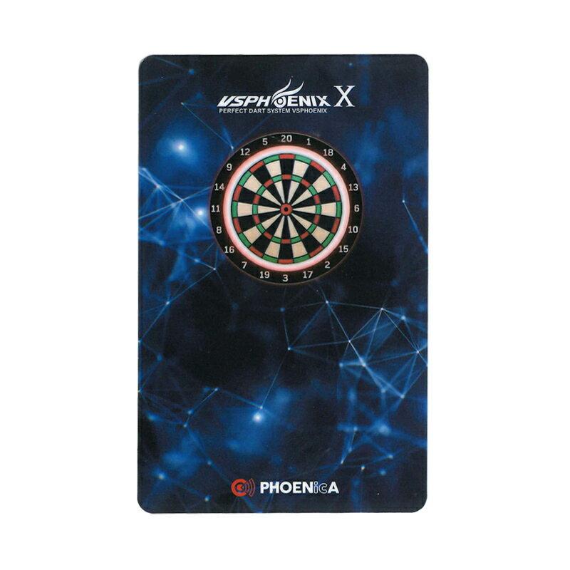 ダーツカードPHOENIX 【フェニックス】 ダーツカード 2018-C01 (DARTS CARD)