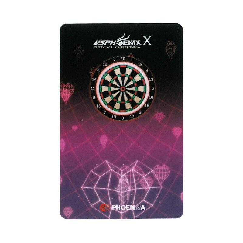 ダーツカード PHOENIX 【フェニックス】 ダーツカード 2018-C03 (DARTS CARD)