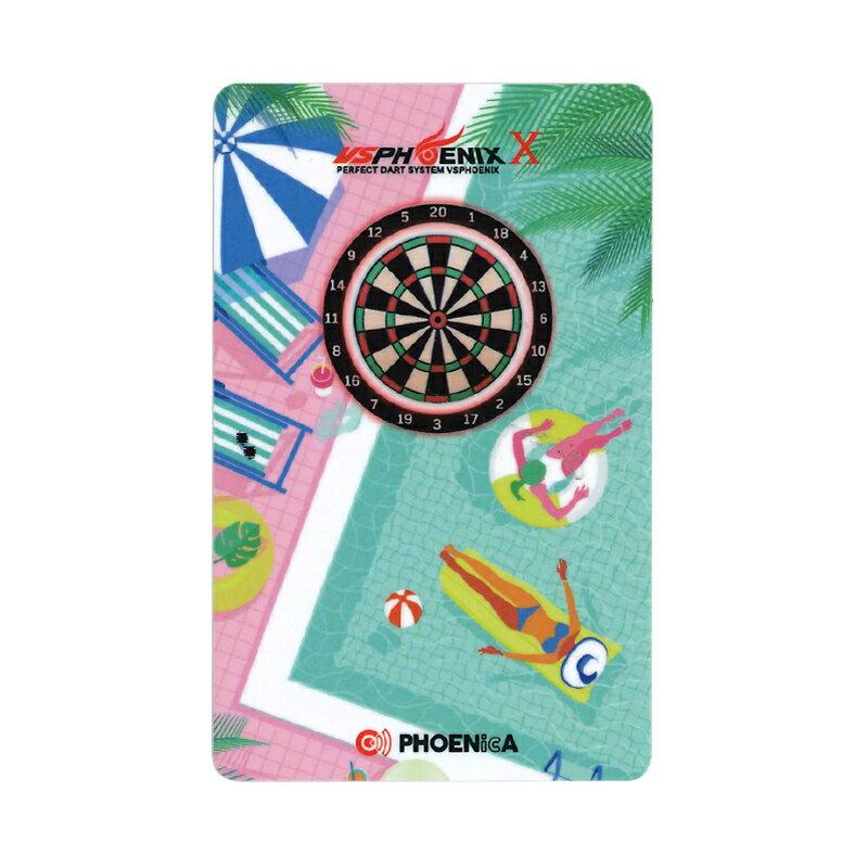 ダーツカード PHOENIX 【フェニックス】 ダーツカード 2018-C05 (DARTS CARD)