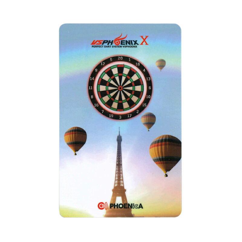ダーツカード PHOENIX 【フェニックス】 ダーツカード 2018-C10 (DARTS CARD)