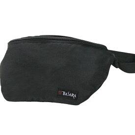 【ブラックフライデーセール】BASARA 【バサラ】 ボディバッグ ブラック (Body bag Black) | オリジナルバッグ