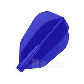 【ダーツ フライト、ダーツフライト】COSMO DARTS Fit AIRフライト ASPシェープ/Dブルー[フィットフライト]