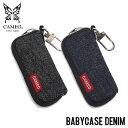 ダーツ アクセサリー カメオ CAMEO BABYCASE DENIM ベビーケース デニム TIPケース コインケース(メール便OK/3トリ)