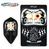 DARTSLIVE card Special Pack with Fit Flight, Dharma doll in Black