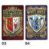 DARTSLIVE card gold emblem