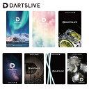 ダーツ DARTSLIVE CARD ライブカード ナチュラルシリーズ2 (メール便OK/1トリ)