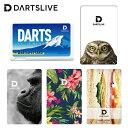 ダーツ DARTSLIVE CARD ライブカード バラエティシリーズ (メール便OK/1トリ)