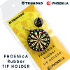TRiNiDAD PHOENicA board shaped rubber tip holder