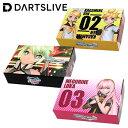 ダーツ バレル セット DARTSLIVE 初音ミク Project DIVA Future Tone DX ダーツセット ライブ