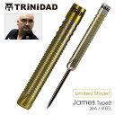 数量限定 TRiNiDAD PRO James 2 Limited トリニダード プロ ジェームス2 リミテッドモデル ジェームス・ベイリー