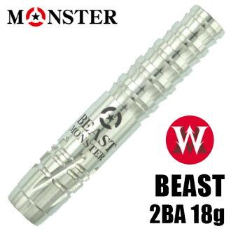 镖桶MONSTER THE WORKS BEAST 2BA 18g zawakusubisuto(不可)