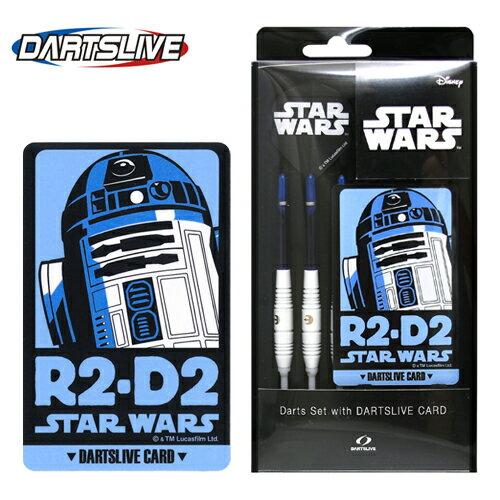 ダーツライブカード付 STAR WARS Darts Set R2-D2 (メール便不可)