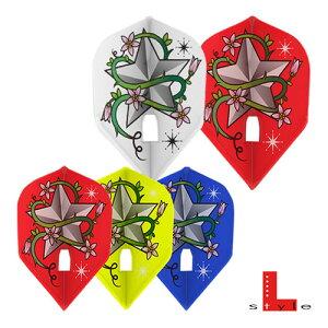 【SALE】フライト L-style エルスタイル フライトL AKARI×シャンパンフライトver.4 スモール(メール便OK/3トリ)