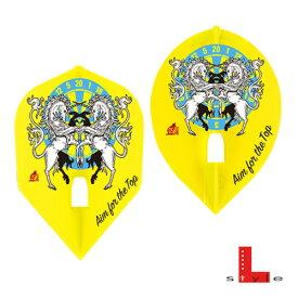 フライト L-style 柴田 豊和 1 フライトL シャンパン イエロー(メール便OK/3トリ)