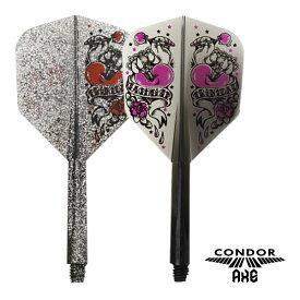 ダーツ フライト CONDOR HEART Small コンドル ハート スモール (メール便OK/5トリ)