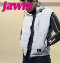 ジャウィン JAWIN 58310【秋冬】防寒ベスト[タイト設計]【作業服】作業着 【防寒着】ユニフォーム 自重堂 58110シリーズ 【作業 ベスト】