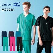 uniteニットスクラブパンツ(兼用)MZ-0085