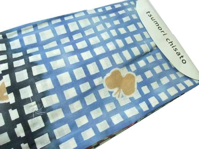 【送料無料】浴衣 ゆかた ツモリチサト tsumori chisato ブランド浴衣 日本製 新品 yu1946