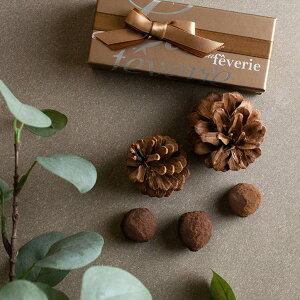 トリュフボヌール(3ヶ入)デパートで90分待ち大行列チョコレート ギフト 2020 お配り まとめ買い 高級 スイーツ 大量 詰め合わせ 話題 人気 内祝い 退職祝い 結婚祝い 手土産