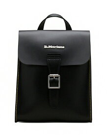 DrMartensドクターマーチン バックパック リュック 正規販売店 送料無料 MINI LEATHER BACKPACK BLACK KIEV ブラック AB101001