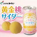 黄金桃サイダー 桃ジュース【送料無料】JAふくしま未来 伊達地区本部