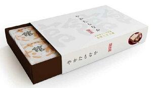餅入りもなか『館最中』6個詰箱(包装なし) 【楽天価格】