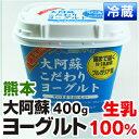 ■ 熊本県産 ヨーグルト ■ 阿蘇山麓の生乳100%使用(プレーン) 『大阿蘇こだわりヨーグルト』 400g 【野菜セット…